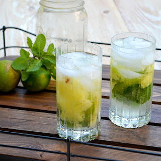 Pineapple Mojitos Recipe