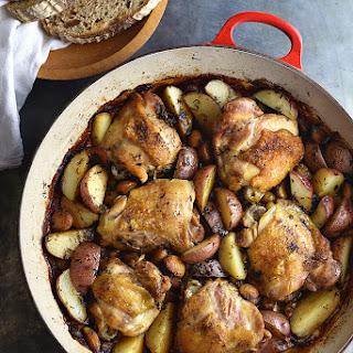 Baked Chicken Red Potatoes Recipes