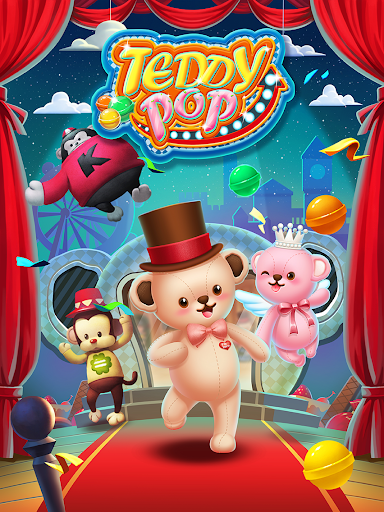 Teddy Pop Bubble Shooter