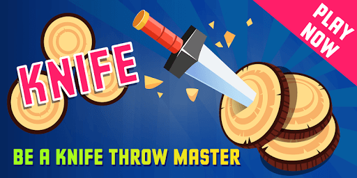 Knife throw game 2020 apkpoly screenshots 5