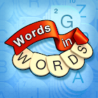 Words In Words: fast word game icon
