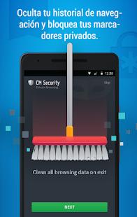 Security Master - Antivirus, AppLock, Booster: miniatura de captura de pantalla