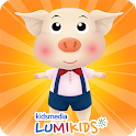 LUMIKIDS:three little pigs icon