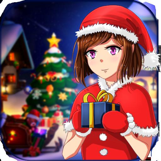 Baixar Sua vila de Natal: decoração de árvore para Android