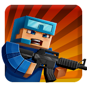 Pixel Combats: guns and blocks icon