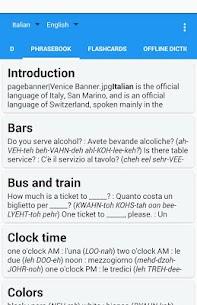 Italian English Translator 7.6.2 APK Mod Updated 3