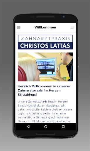 Zahnarztpraxis Christos Lattas