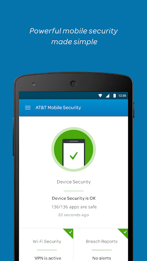AT&T Mobile Security  screenshots 1