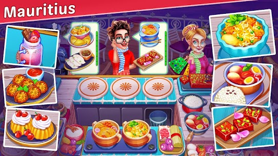 Cooking Express 2: Chef Madness MOD (Unlimited Money) 1