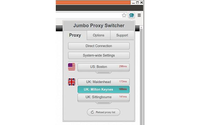 Inspired Jumbo Proxy Switcher - Extore Space