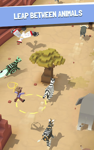 Rodeo Stampede: Sky Zoo Safari screenshot 9