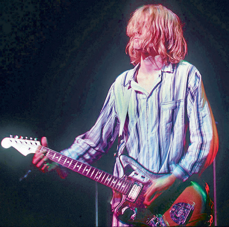 Kurt Cobain. Picture: GALLO IMAGES