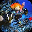 underwater aquarium wallpaper icon