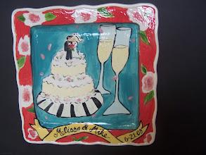 Photo: Wedding Platter