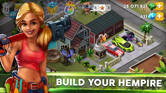 Hempire – Plant Growing Game MOD Apk 1.23.4(Unlimited Money) 2