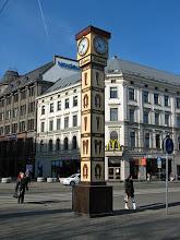 """Photo: Paikallinen """"treffit Stokkan kellon alla"""""""