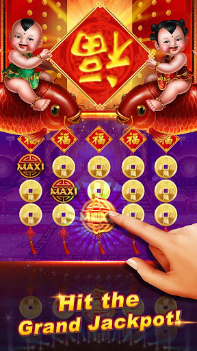 Real Macau 3: Dafu Casino Slots apktreat screenshots 2