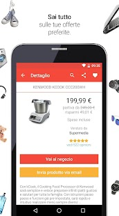 Trovaprezzi Shopping Volantini- miniatura screenshot