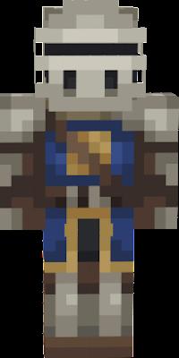 chevalier courageux