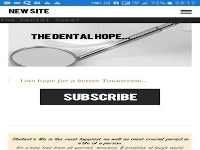 The dental hope - náhled
