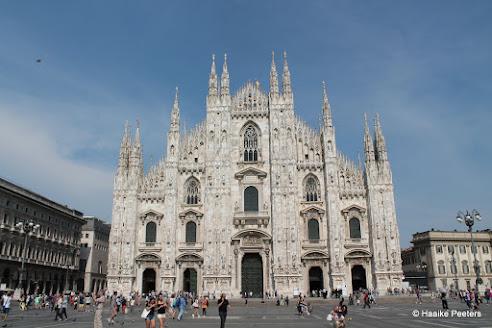 Duomo di Milano (Le petit requin)