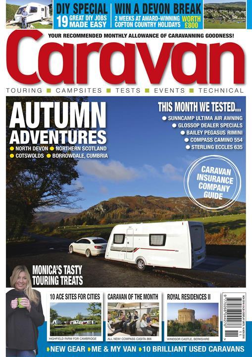 Caravan Magazine- screenshot