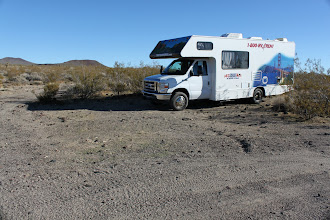 Photo: Out of Afton Canyon, into Lava Tubes. Off the beaten path