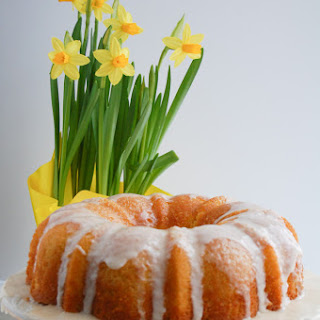 Apricot Nector Cake.