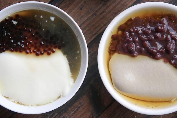 茂記黑豆花大王全台首創!純正黑豆製成的綿密豆香豆花,大推花生綿鬆香好口感~|安平美食|台南甜湯|-台南安平