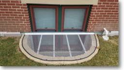 HandyManny Custom Window Well Covers 100% RUST-FREE. Aluminum Grates are Capable of Supporting over 600 lbs.