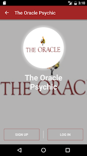 The Oracle Psychic - náhled