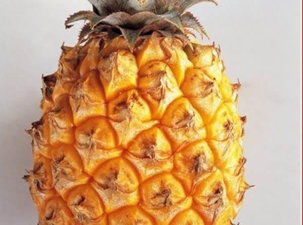 Pineapple Cheese Cake Supreme Recipe