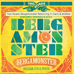 Two Roads Bergamonster Belgian Style White