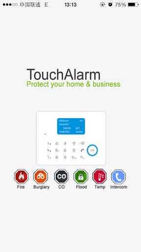 Home GSM Alarm System