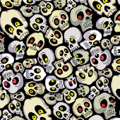 Halloween Skulls HD Wallpapers