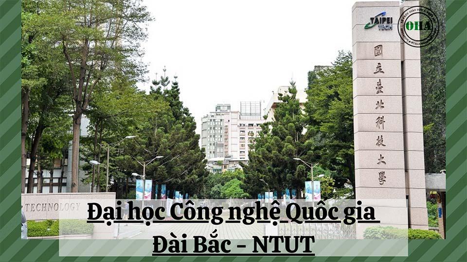 Đại học Công nghệ Quốc gia Đài Bắc - NTUT