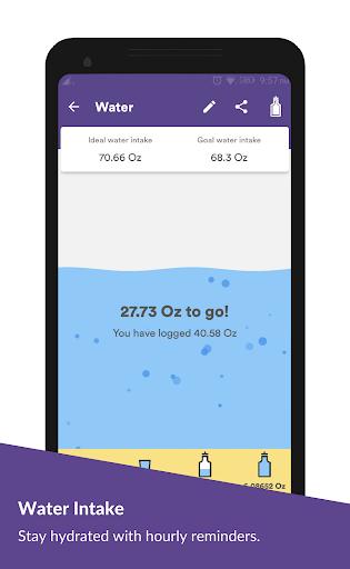 Diätkalender App