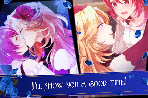 Blood in Roses - otome game / dating sim #shall we 1.8.6 Mod screenshots 5