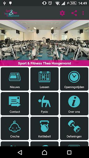 Sportcentrum Thea Hoogervorst