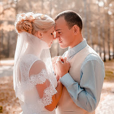 Wedding photographer Alena Strukovskaya (alenashevkomud). Photo of 02.10.2016