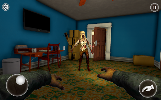 Scary Granny Teacher Ghost - Scary  House Games  screenshots 6