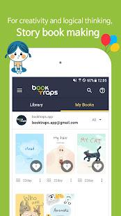 BookTraps – Book Creator for Children on Windows PC Download