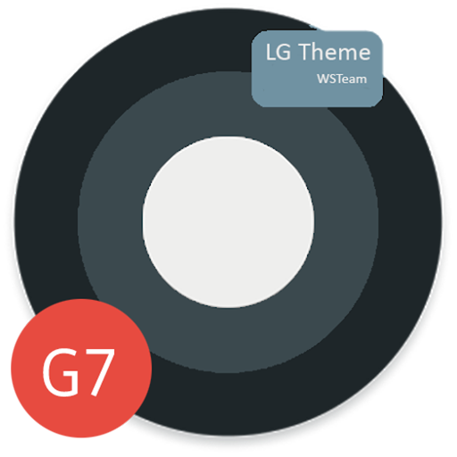 Dark Theme for LG G7 V35 V40