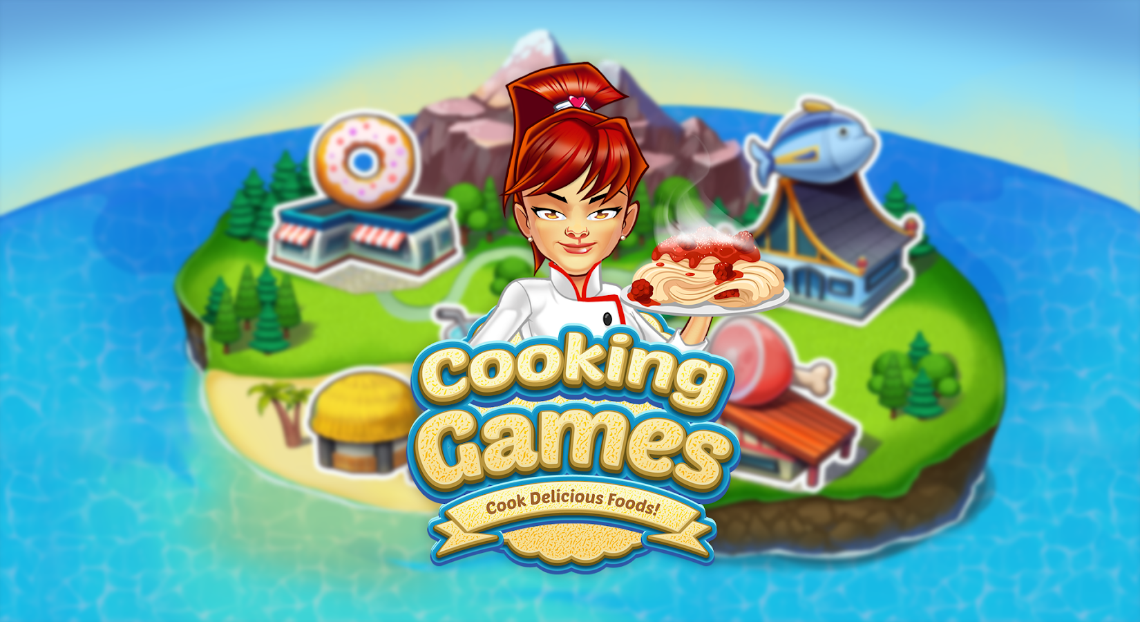 Cooking Games - Restaurant Games & Food Chef Game- screenshot