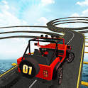 Offroad Jeep Driving - Extreme Drift Challenge icon