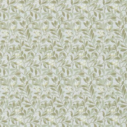 Arbutus Tapet - linen/cream