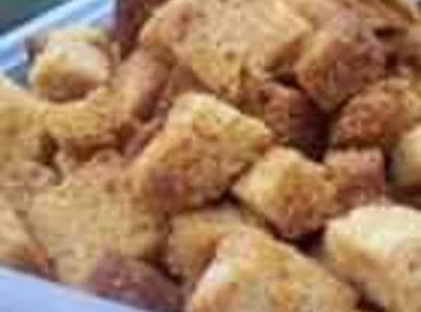 Zesty Homemade Croutons