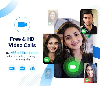 imo free video calls and chat 2019 4 21 + (AdFree) APK for
