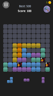 1010 block puzzle - five modes - náhled