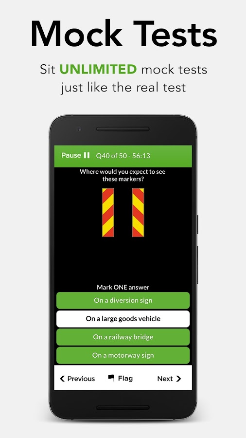 Theory Test Kit 2017 for UK Car Drivers- screenshot